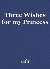Three Wishes for my Princess