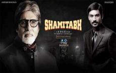 The film features Amitabh Bachchan, Dhanush and Akshara Haasan!