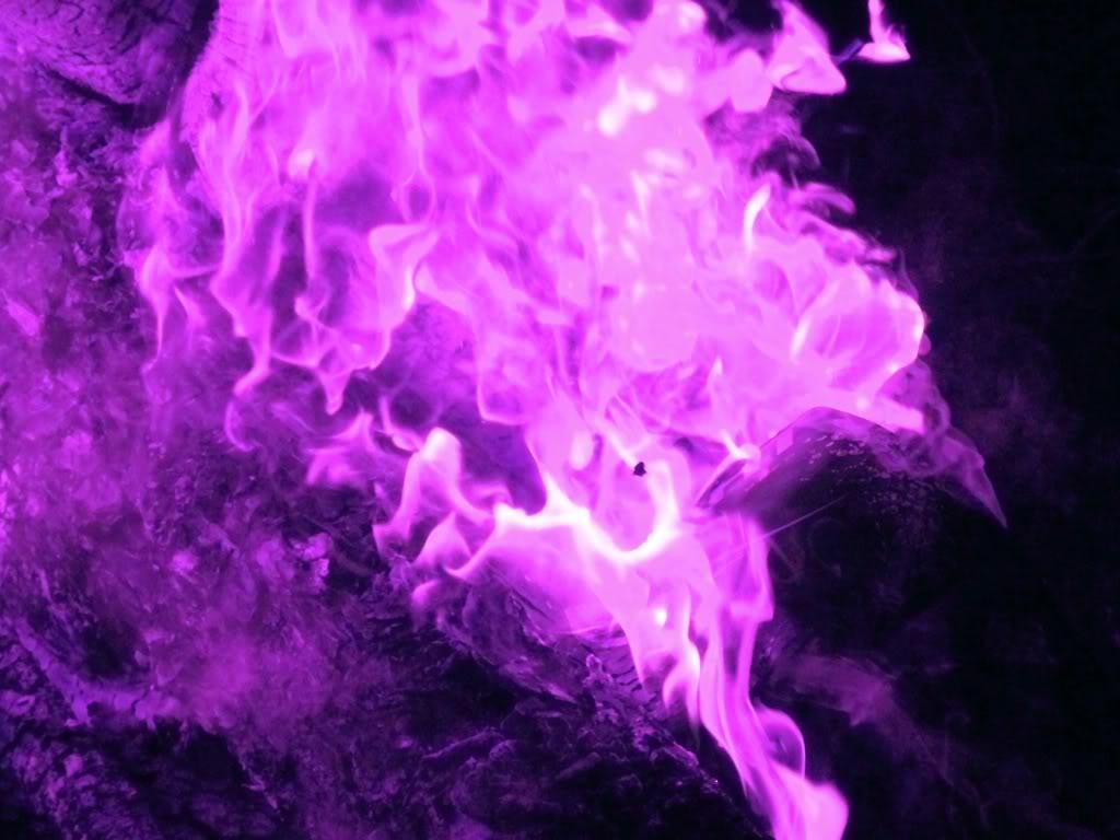 Розовое пламя картинки