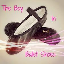 The Boy in Ballet Shoes