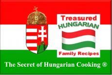 Treasured Hungarian Family Recipes - Anniversary Edition by Helen M. Radics