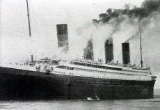 Incident at sea 1912