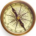Given a Compass but no Direction