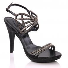 Evening heeld sandals