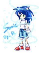 I'm Just Me (Sonic Oneshot)