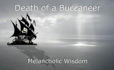Death of a Buccaneer