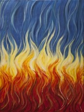 Poem of Fire
