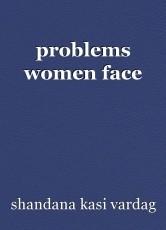 problems women face