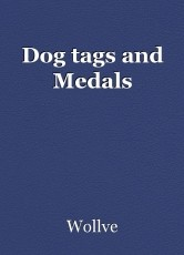 Dog tags and Medals