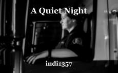 A Quiet Night