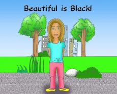 Beautiful Is Black