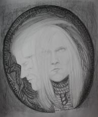 Kauna. The Berserker