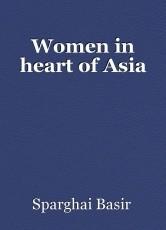 Women in heart of Asia