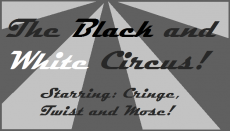 The Black and White Circus