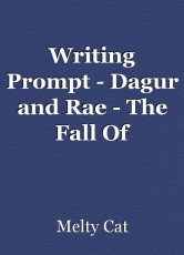 Writing Prompt - Dagur and Rae - The Fall Of Communism