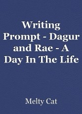 Writing Prompt - Dagur and Rae - A Day In The Life of a Lacemaker