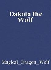 Dakota the Wolf