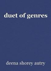 duet of genres
