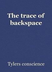 The trace of backspace