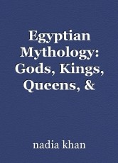 Egyptian Mythology: Gods, Kings, Queens, & Pharaohs (Egyptian, Book of the Dead, Ancient 2)