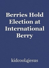 Berries Hold Election at International Berry Convention