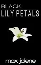 Black Lily Petals