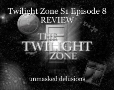 Twilight Zone S1 Episode 8 REVIEW