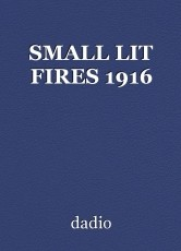 SMALL LIT FIRES 1916