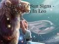 Stargazer's Sun Signs - The Sun In Leo