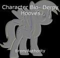 Character Bio- Derpy Hooves