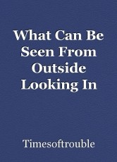 What Can Be Seen From Outside Looking In