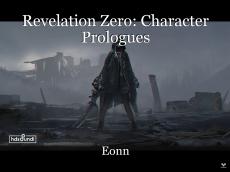 Revelation Zero: Character Prologues