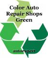 Color Auto Repair Shops Green