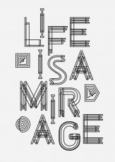 Life... A Mirage!
