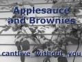 Applesauce and Brownies