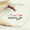 i still care baby