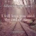 fallen for your grace