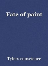Fate of paint