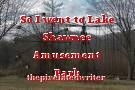 So I went to Lake Shawnee Amusement Park