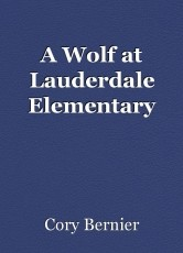 A Wolf at Lauderdale Elementary