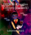 DHMIS: Creative Colours (Padlock)