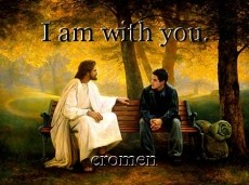 I am with you.