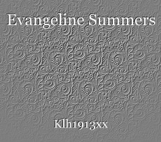 Evangeline Summers