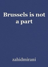 Brussels is not a part