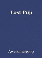 Lost Pup
