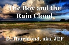 The Boy and the Rain Cloud