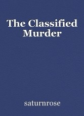The Classified Murder