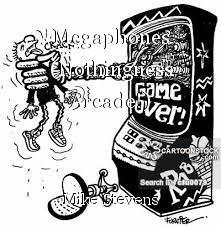Megaphones (Nothingness Arcade!)