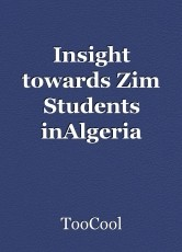 Insight towards Zim Students inAlgeria Stipend issue