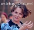 a olde hope - adventure of ellan!